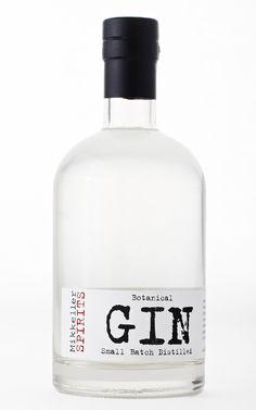 Mikkeller Gin from Denmark Liquor Drinks, Wine And Liquor, Gin Bottles, Vodka Bottle, Gin Brands, Beer Festival, Gin And Tonic, Bottle Design, So Little Time