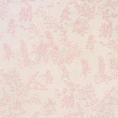 Jacquard coelho rosa
