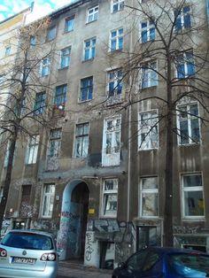 Berlin - Prenzlauer Berg, old style Berlin buildings