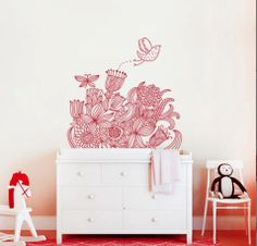 Colourful Wall Stickers - an array of wonderful colours to choose from - just ask! hello@kozihaus.co.uk Wall Colors, Colours, Blog Images, Wall Stickers, Home Decor, Wall Clings, Decoration Home, Wall Decals, Room Decor