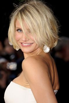 Blonde hairstyles will make you charm and beauty 2015