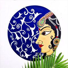 Pichwai Paintings, Indian Art Paintings, Indian Traditional Paintings, Madhubani Art, Madhubani Painting, Kerala Mural Painting, Mandala Drawing, Mandala Art, Diy Canvas Art