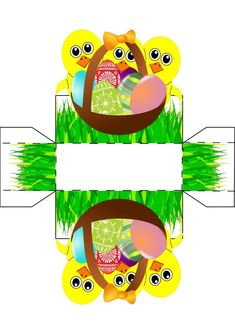 Diy For Kids, Crafts For Kids, Easter Pictures, Easter Crafts, Easter Decor, Easter Baskets, Easter Eggs, Art Projects, Kindergarten