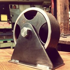 Check the new caster design I'm working on. Made in America! I'll be adding it to my product line soon…