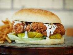St. Louis: Old Standard Fried Chicken : <p><b>The Sandwich: Old Standard Fried Chicken Sandwich</b></p>  <p>If the walls of the shack…