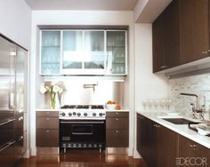 Modern and clean kitchen