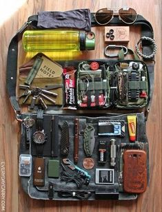 It's and we've created a brand new list of essential survival items for this year! The best bushcraft gear, survival tools, and prepping gear, all in this short list. Bushcraft Camping, Camping Survival, Outdoor Survival, Camping Gear, Camping Outdoors, Outdoor Camping, Bushcraft Gear, Backpacking, Winter Survival
