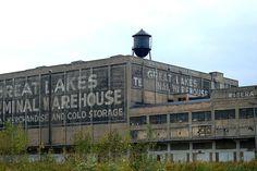 Great Lakes Terminal Warehouse, Toledo, Ohio