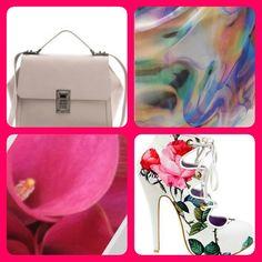 Watersilk Ted Baker, Tote Bag, Red, Bags, Fashion, Handbags, Moda, La Mode, Carry Bag