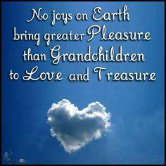 I love my grand babies ♥