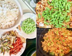 Cara Buat Pau Kampung Yang Cantik, Lembut, Gebu Dan Sedap! - RASA Rice Recipes, Cookie Recipes, Nasi Goreng, Fried Rice, Ramen, Fries, Yummy Food, Ethnic Recipes, Recipes For Biscuits