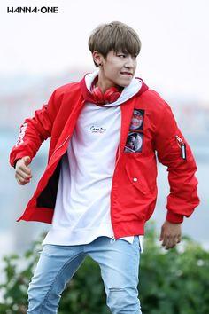 Wanna One | Park Woojin
