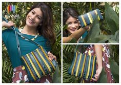 Our Laguna collection in new Evergreen has the most coveted accessories of the season!
