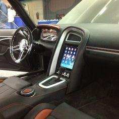 ipad console dash Interior complete extreme performance Miranda built nova
