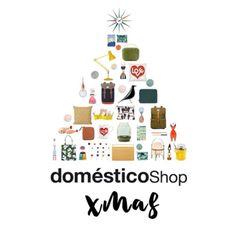 Feliz Navidad  Ambos sabemos que compartimos una gran pasión, El Diseño, en Domesticoshop queremos que sepas lo importante que eres para nosotros. Por eso descubre el regalo que tienes bajo el Arbol  -10% de Descuento Hasta del 31 diciembre 2016 con el código XMASGIFT16  Feliz Navidad de parte de todo El equipo de DomesticoShop