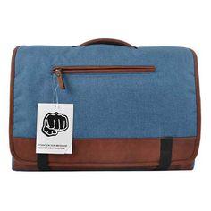 3 way bag Vintage canvas backpack Tote Messenger bag 503