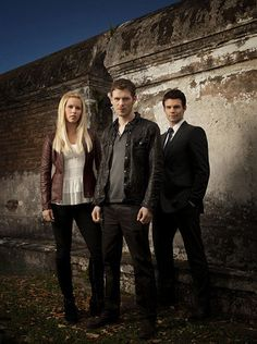 The Originals Season 1: New Promotional Photos of the Cast Members