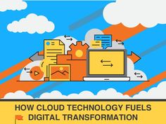 How is cloud fueling digital transformation initiatives in enterprises? Check out this infographic to know more.