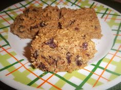 Jazzy Allergy Recipes: Egg Free, Dairy Free, Nut Free Sunbutter Chocolate Chip Baked Oatmeal