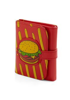 hamburger wallet