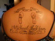 Michael Jackson Tattoos Father Tattoos, Dad Tattoos, Badass Tattoos, Small Remembrance Tattoos, Memorial Tattoos Small, Memorial Tattoo Quotes, Michael Jackson Tattoo, In Loving Memory Tattoos, Japanese Flower Tattoo