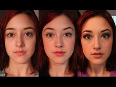 How Do Men React To Different Levels Of Makeup? --Take this with a grain of salt people.