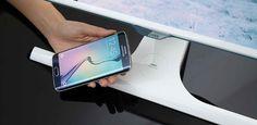 Novo monitor da samsung carrega smartphone sem uso de fios