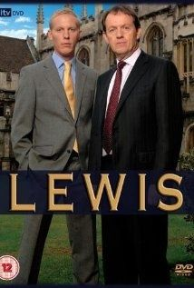 (Inspector) Lewis... BBC series on PBS.