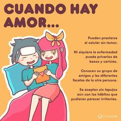 Cuando hay Amro My Only Love, Say I Love You, Love Thoughts, Perfect Love, Student Life, Funny Love, Love Messages, How I Feel, Cute Couples
