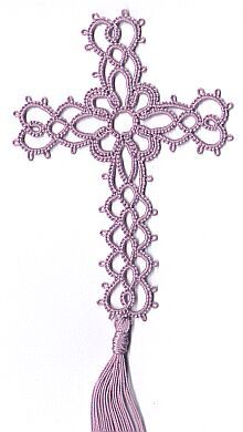 free cross crochet pattern I'd like to learn how to do this.