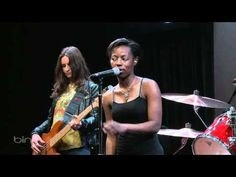 Zepparella - Ramble On (Live from the Bing Lounge)