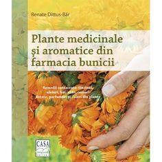 Farmacia naturii ne oferă nenumărate bogăţii, cu beneficii multiple asupra stării de sănătate. ,,Plante medicinale şi aromatice din farmacia bunicii'' este o lucrare complexă, care prezintă informaţii privind cultivarea, recoltarea şi utilizarea acestor plante minune, atât în bucătărie, pentru aromatizarea mâncărurilor, cât şi la prepararea unor ceaiuri, tincturi, alifii sau băi parfumate. Leacuri la îndemâna oricui descoperi în această carte. #plantemedicinale #remediinaturiste