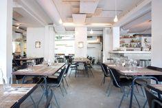 Wilde Zwijnen: geliefd restaurant in Amsterdam Oost
