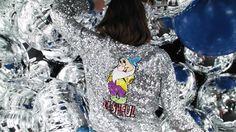 Disney x Mary Katrantzou for Colette Mary Katrantzou, Graphic Sweatshirt, Sweatshirts, Disney, Sweaters, Fashion, Moda, Fashion Styles, Trainers