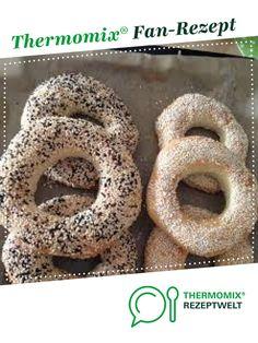 Sesamringe wie vom Türken von Pia84. Ein Thermomix ® Rezept aus der Kategorie Brot & Brötchen auf www.rezeptwelt.de, der Thermomix ® Community.