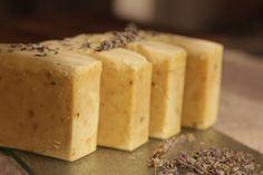 castille soap with lavander
