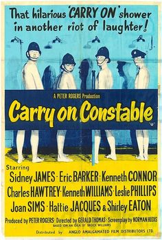 """FULL CLASSIC FILM! """"Carry On Constable"""" (1960) 