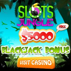Slots Jungle welcomes players with a $5,000 bonus and hundreds of games!