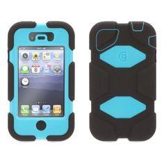 Griffin Survivor Case for iPhone 5, Blue