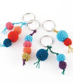 Key Ring Bobbles