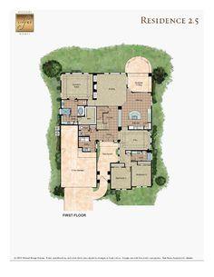 sivage 2.5 residence floor plan