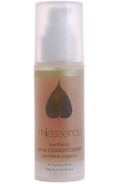 Miessence Organic Purifying Skin Conditioner (oily/problem skin) - Sample Sachet 10 Pack. $6.95