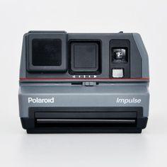 IMPOSSIBLE - cameras: Polaroid Impulse 600 Camera http://gnomo.eu/polaroid