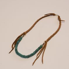 marisa haskell leather necklace - Google Search