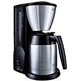 Melitta Single 5 Therm M 728bk SST coffee machine + Becher Edelstahl/black