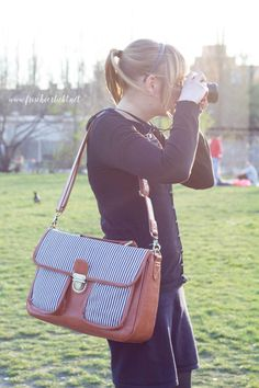 Frisch Verliebt: Meine Kameratasche im Test