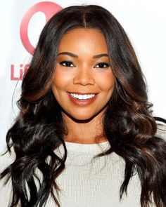 Gabrielle Union - Loose Wave - Custom Celebrity Lace Wig @lacefrenzywigs