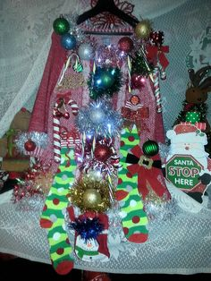 Check out this item in my Etsy shop https://www.etsy.com/listing/210566384/light-up-ugly-christmas-sweater-santas