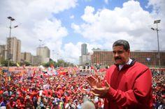 Venezuela denuncia que avión de EE.UU. violó su espacio aéreo -...