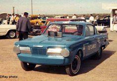 Vintage Drag Racing - Richard Petty